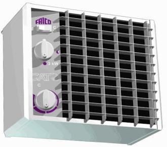 Frico Luchtverwarmer