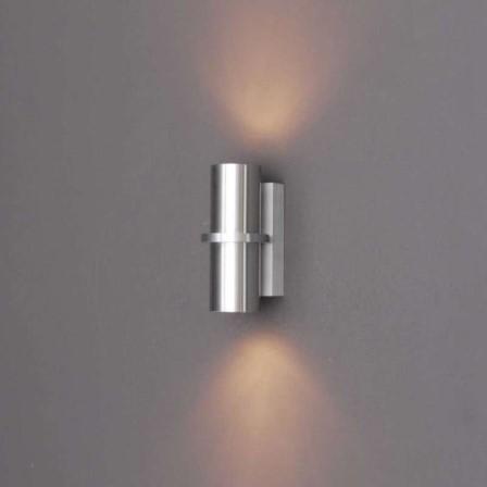 Wandlamp Bas aluminium